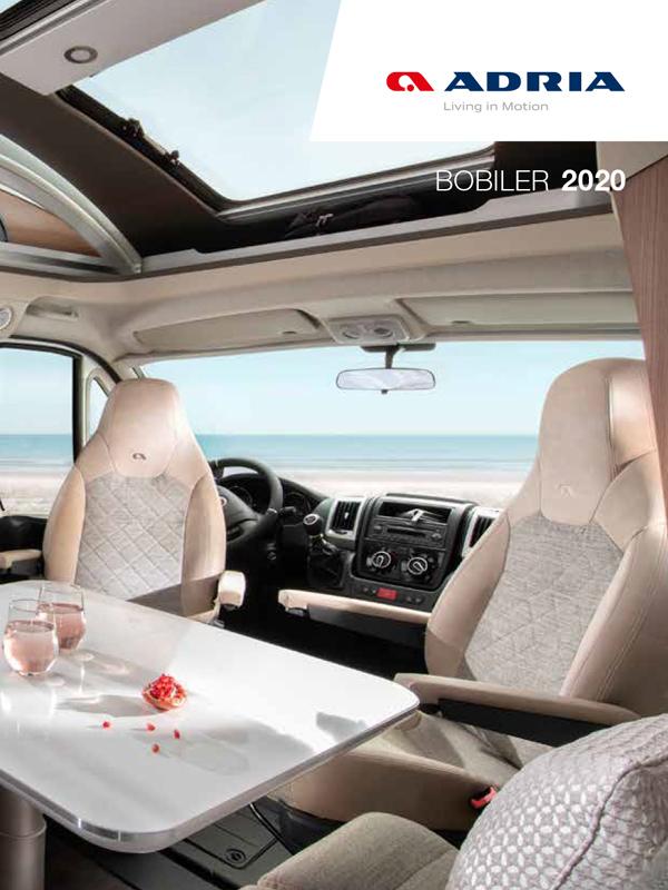 Adria katalog 2020 for Bobil
