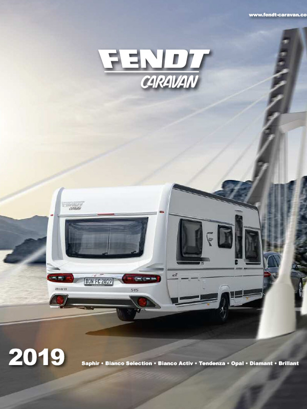 Fendt katalog 2019 for campingvogn