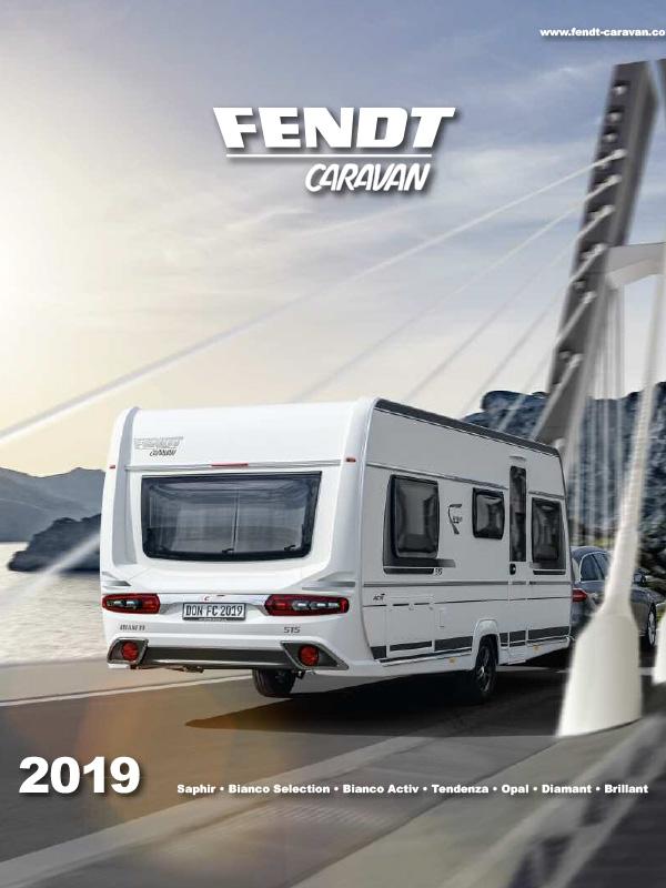 Fendt katalog 2019 for campingvogn
