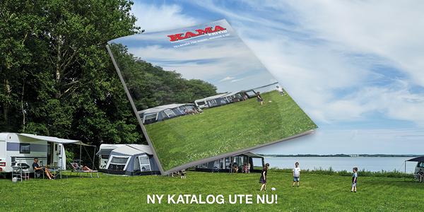Ny Kama fritid katalog ut nå!