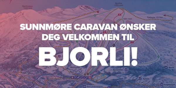 Sunnmøre Caravan i Bjorli!