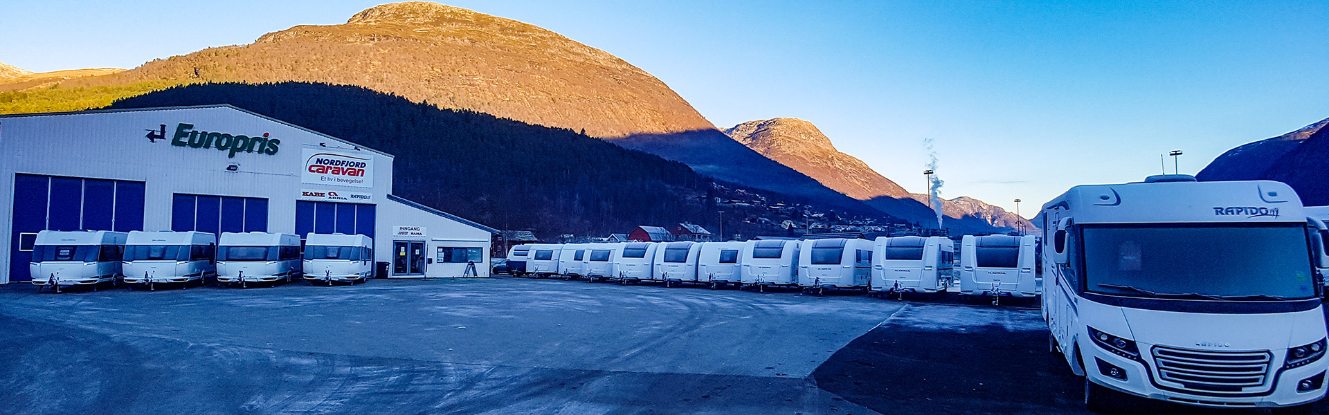 Nordfjord Caravan, Eit liv i bevegelse!