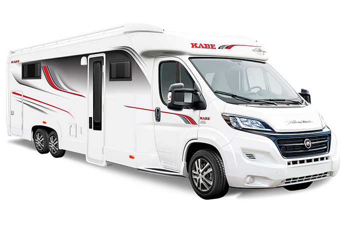 Travel Master 880 LQB - Kabe