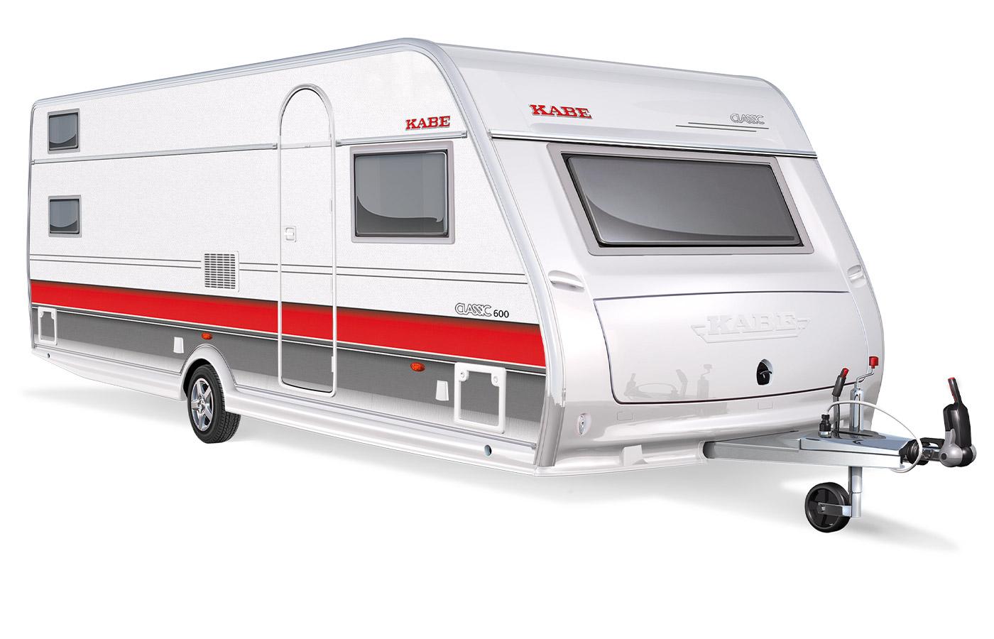 Kabe - Classic 600 GLE