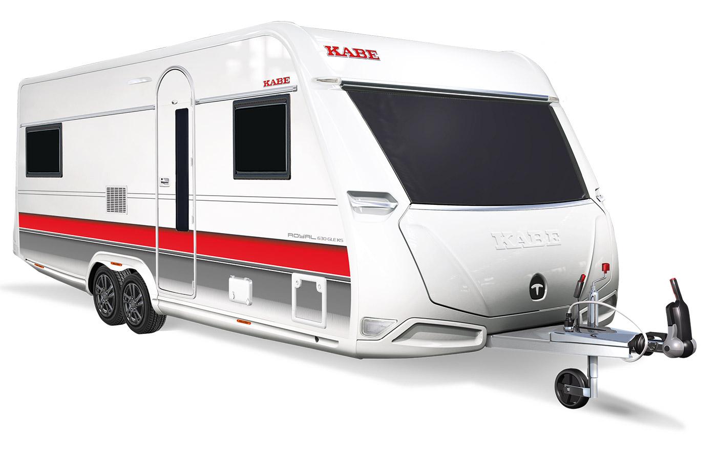 Kabe - Royal 630 GLE Tandem