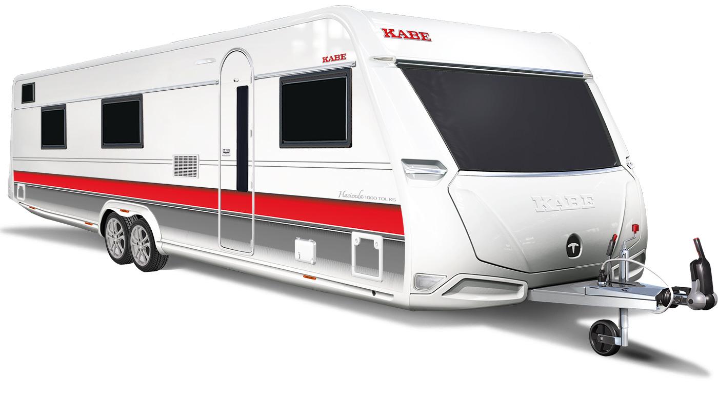 Kabe - Hacienda 1000 TDL