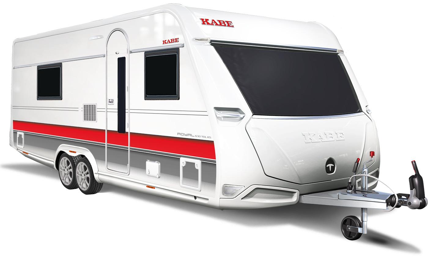 Kabe - Royal 630 TDL Tandem