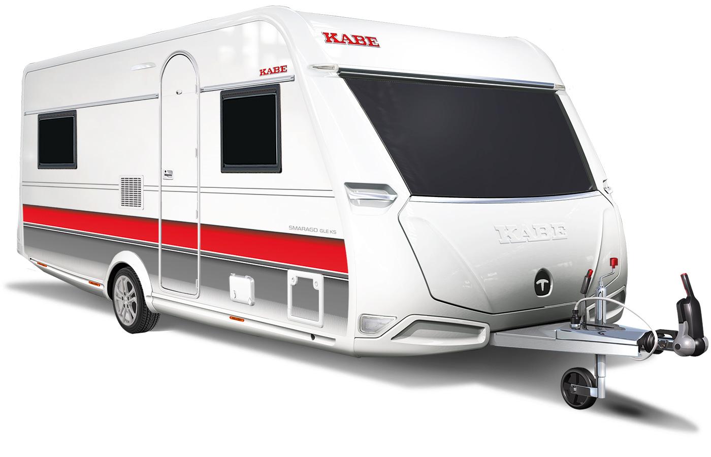 Kabe - Smaragd 540 GLE