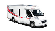 Travel Master 730 LTD - Kabe
