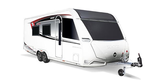 Imperial, En serie husvagnar i det absoluta premium-segmentet.