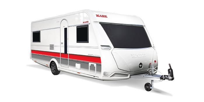 Royal, Husvagnar i teknikens absoluta framkant med utrustning i toppklass.