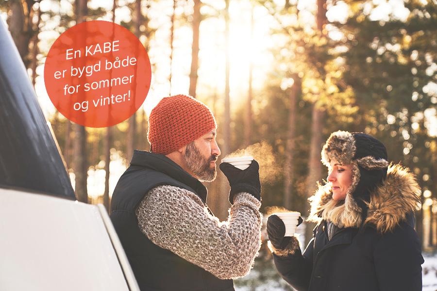 like bra sommer som vinter - Kabe