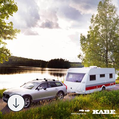 campingvogner - Kabe
