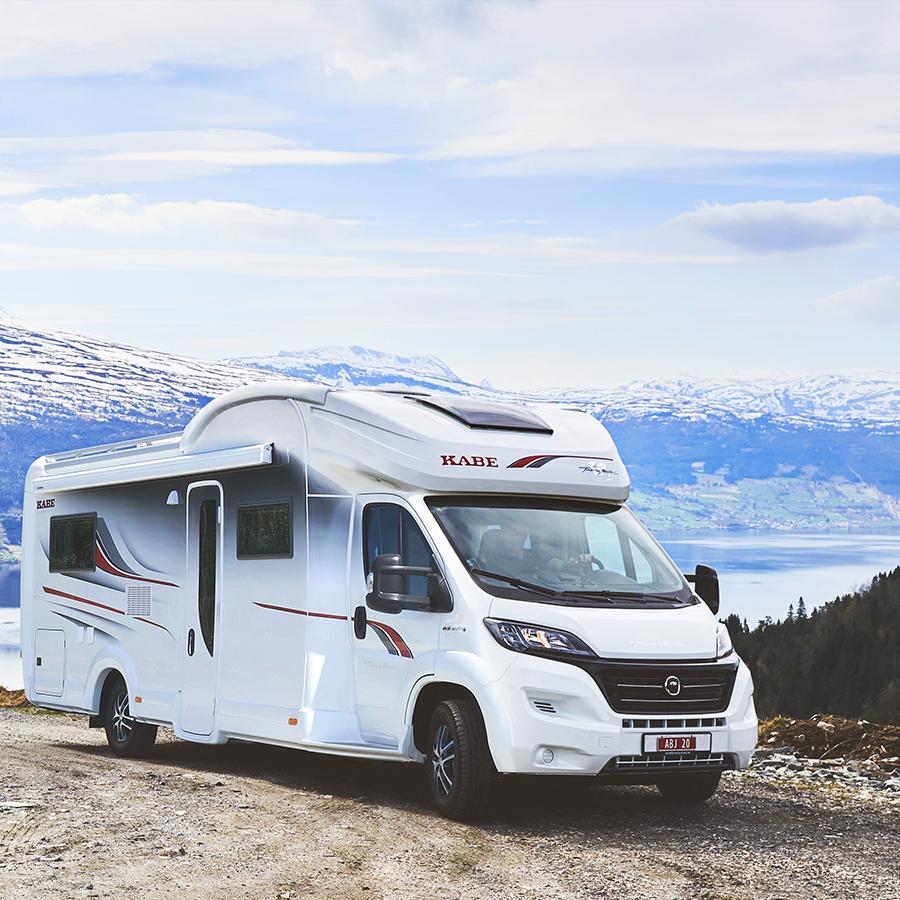 Travel Master Halvintegrert & Crossover - Kabe