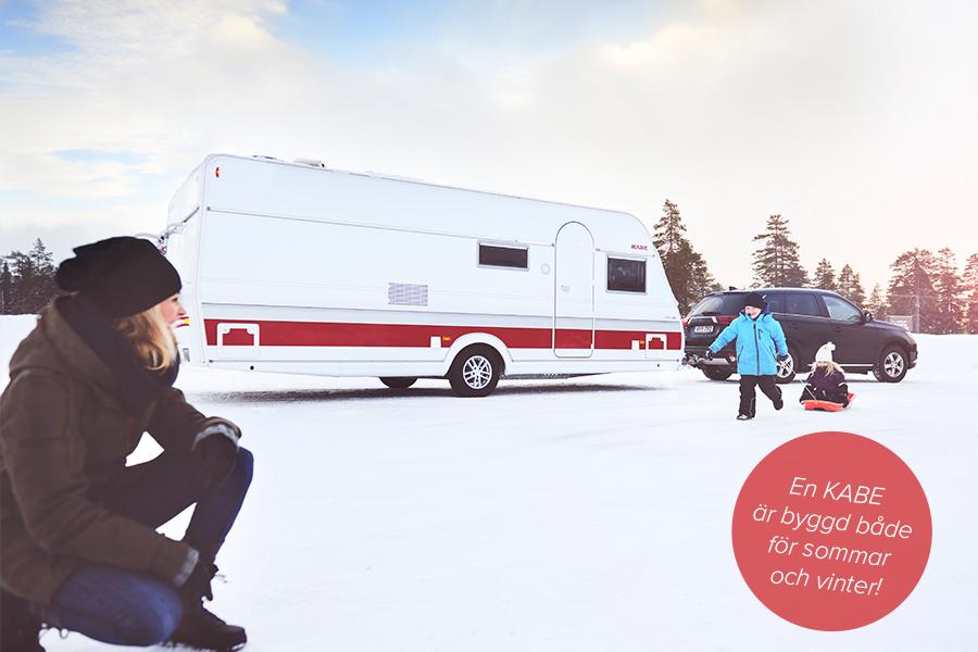 vilken husvagn är bäst på vintern