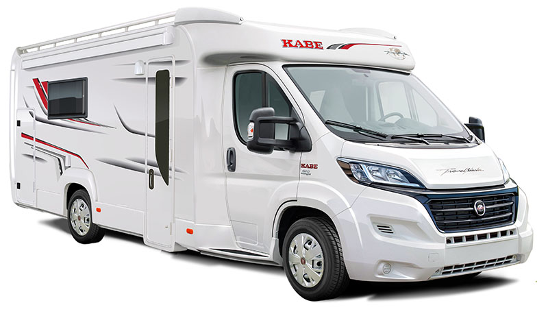 Travel Master 780 LT - Kabe
